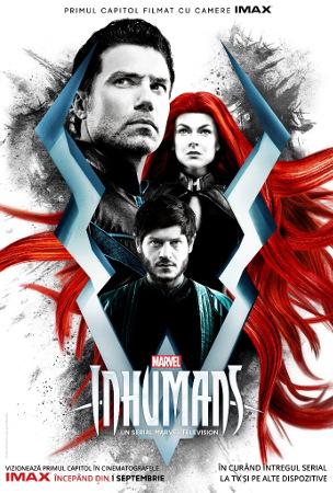 Inhumans IMAX