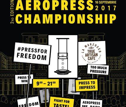 Artisan Coffee lansează a II-a ediție a Campionatului Național de Aeropress
