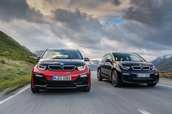 Noile BMW i3 & i8