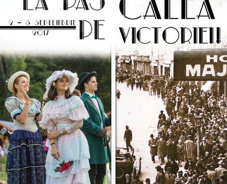 Calea Victoriei redevine pietonală pe 2 și 3 septembrie!