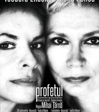 Profetul, un spectacol-concert în premieră