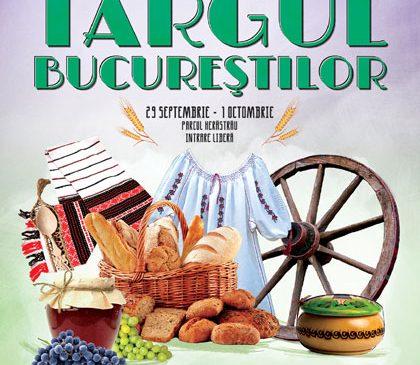 Târgul Bucureștilor, la a doua ediție, în Parcul Herăstrău