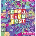 Afis Creative Fest septembrie 2017
