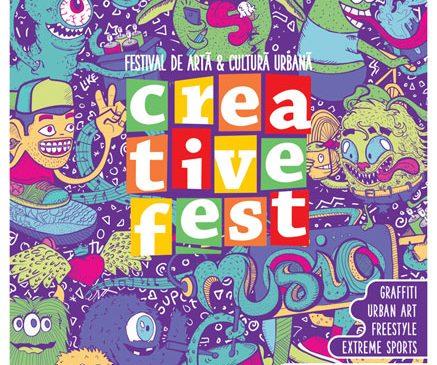 Wyclef Jean, Delinquent Habits, Dub Pistols, pe scena Creative Fest 2017