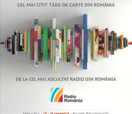 Pregăteşte-te cu adevărat de şcoală cu Radio România, la Gaudeamus