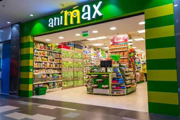 Animax in Bucuresti Mall
