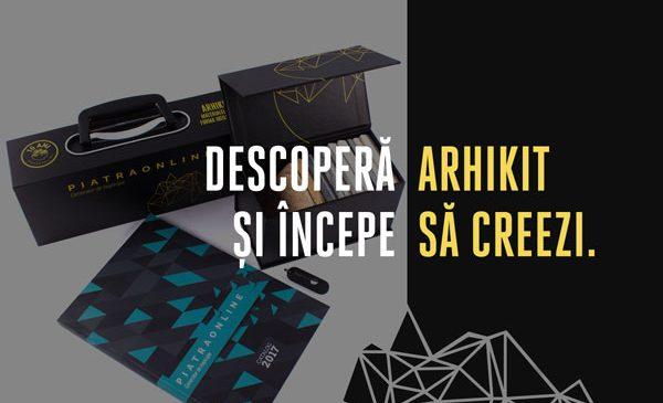 PIATRAONLINE lansează Arhikit, un set gratuit de mostre cu cele mai diverse tipuri de piatră și texturile aferente, instrument dedicat arhitecților și designerilor de interior