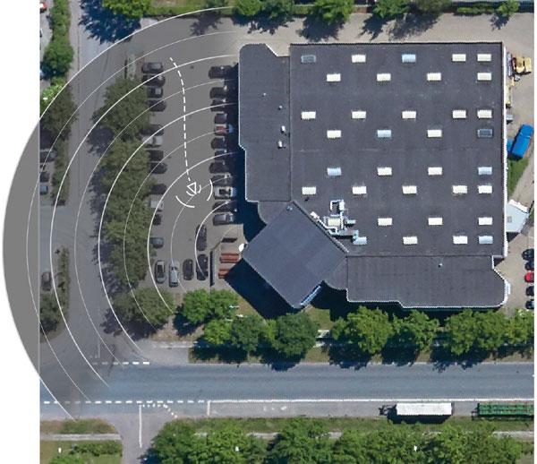 Axis Communications lanseaza tehnologia radar