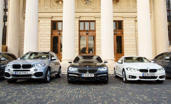 Festivalul George Enescu şi povestea sunetelor care definesc BMW