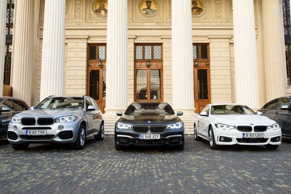 BMW at George Enescu International Music Festival 2017, Romania