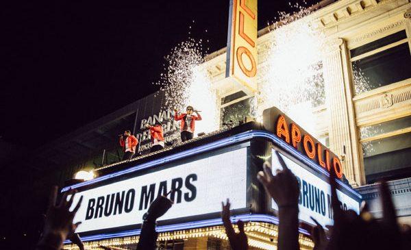 """Bruno Mars va avea prima editie speciala in prime time """"Bruno Mars: 24K Magic Live la Apollo"""" miercuri, 29 noiembrie, pe CBS"""