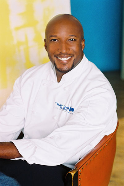 Chef Robert Rainford