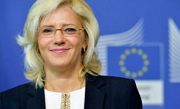 Comisarul european Corina Crețu vizitează România