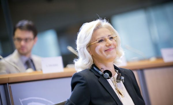 Comisarul european Corina Crețu la Zalău și Cluj-Napoca
