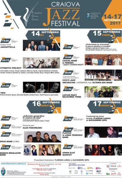 Craiova Jazz Festival, editia I