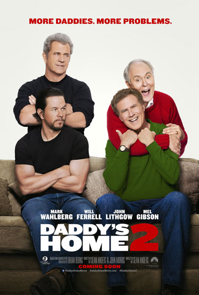 DADDY'S HOME 2 teaser eng