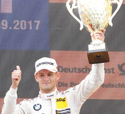 Podium pentru Marco Wittmann în cea de-a doua cursă de la Nürburgring