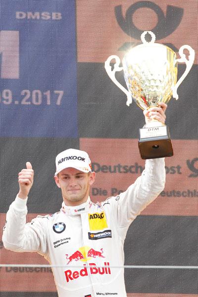 DTM, Nurburgring, cursa a doua, Marco Wittmann