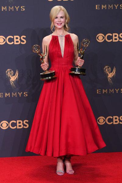Fashion Police The 2017 Primetime Emmy Awards