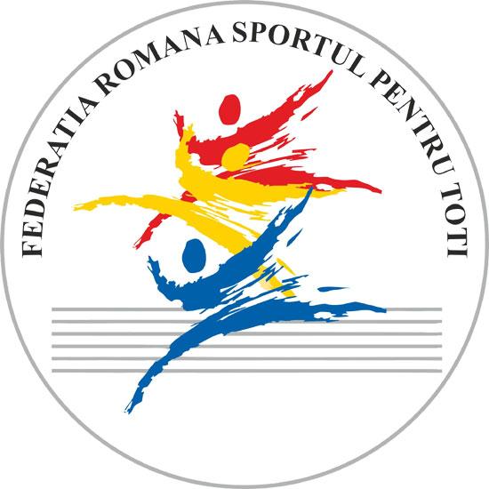 Federatia Romana Sportul pentru Toti (FRSpT) logo