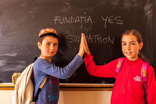 Fundatia YES sustine generatia viitoare