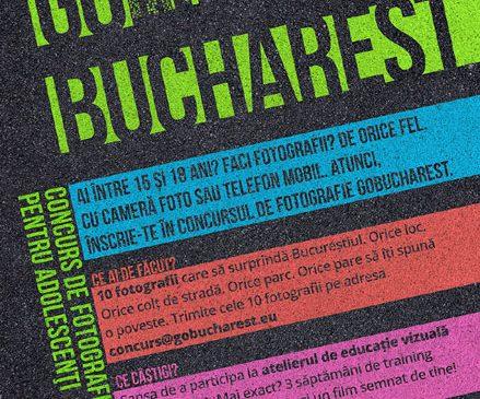Arată-ne cum vezi tu Bucureștiul
