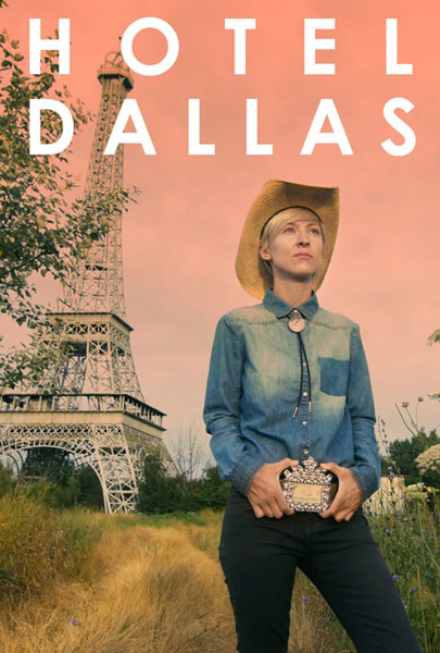 Hotel Dallas la Cinemateca de la ICR Londra