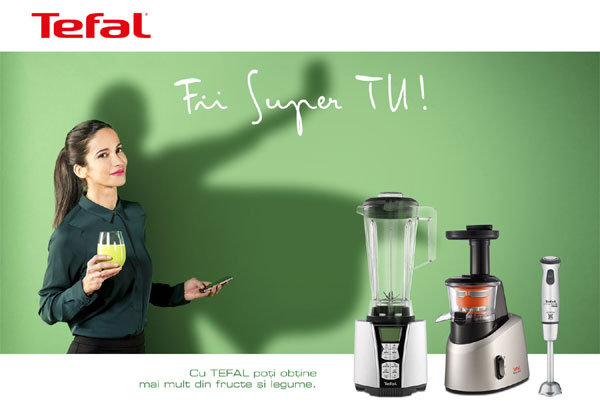 KV Tefal Fii Super Tu!