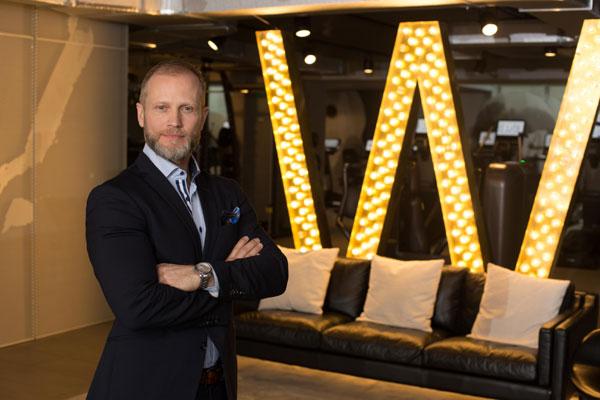 Kent Orrgren, CEO World Class Romania