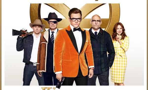 """Kingsman: The Golden Circle"". Ce alegi: IMAX, 4DX sau VIP?"