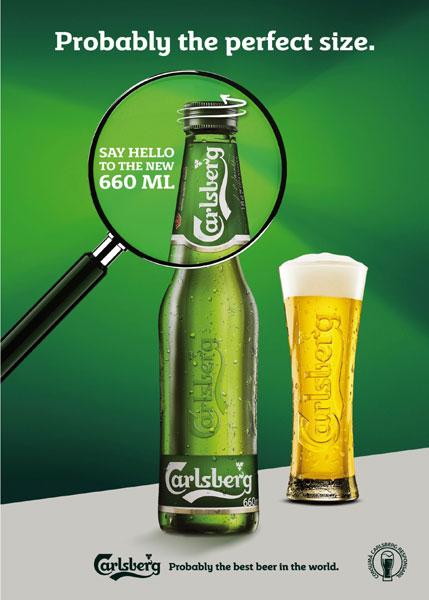 Lansare Carlsberg 660ml