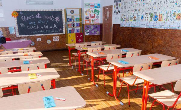 Lidl România investește 70.000 euro în modernizarea școlii din Bonțida
