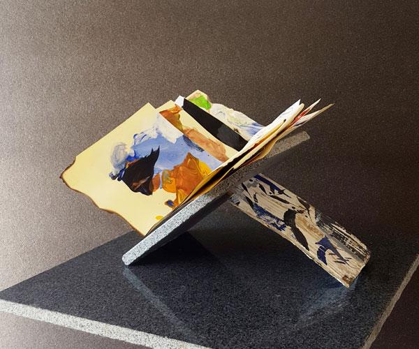Litera – Cartea ca obiect de arta, Lisandru Neamtu