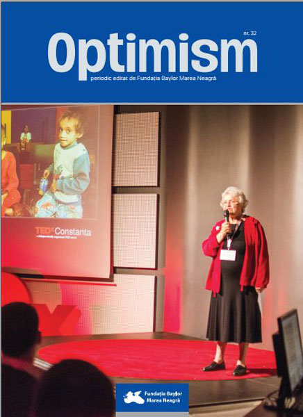 Lumea Baylor prezentata in nr. 32 a Revistei Optimism