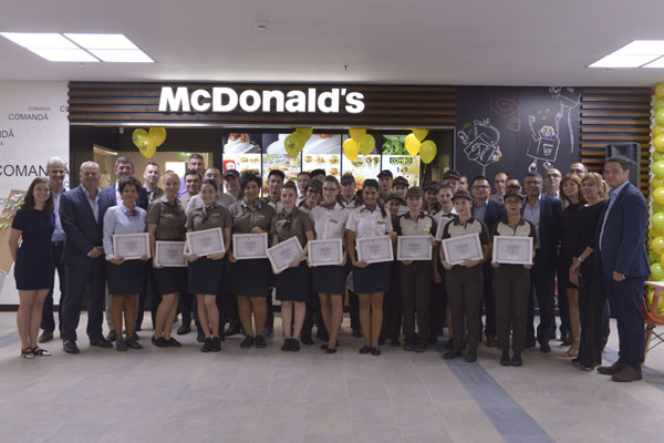 McDonalds Bacau