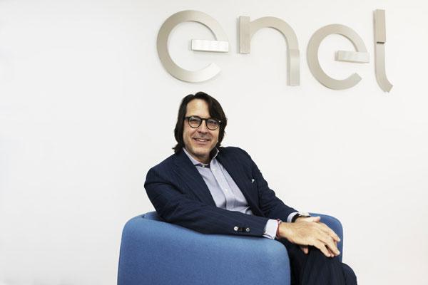 Michele Abbate, Director General Enel Energie si Enel Energie Muntenia