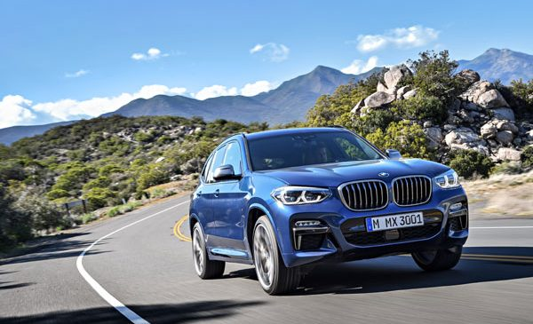 Noul BMW X3 la debut pe piaţa din România