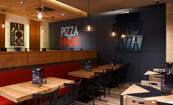 #NoulPizzaHut #Dorobanti: design urban, industrial și noi preparate în meniu – spațiul perfect pentru ieșirile cu prietenii