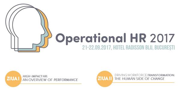 BusinessMark: Specialiștii în resurse umane, din țară și străinătate, se reunesc pentru două zile la București