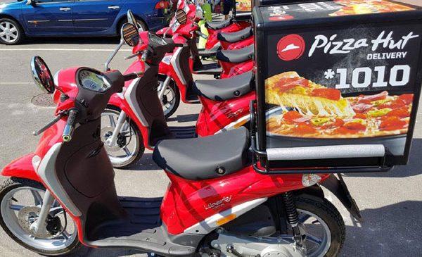 Pizza Hut Delivery inaugurează o nouă unitate în zona Colentina din Bucureşti