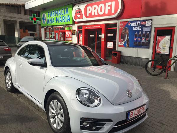 PROFI 600, premiu Beetle