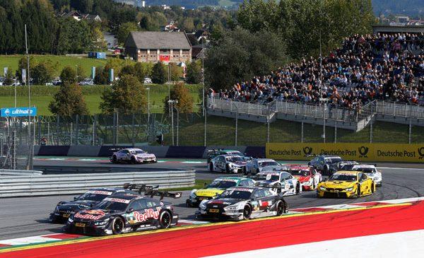 Cinci clasări în puncte pentru BMW Motorsport în etapa DTM din Austria