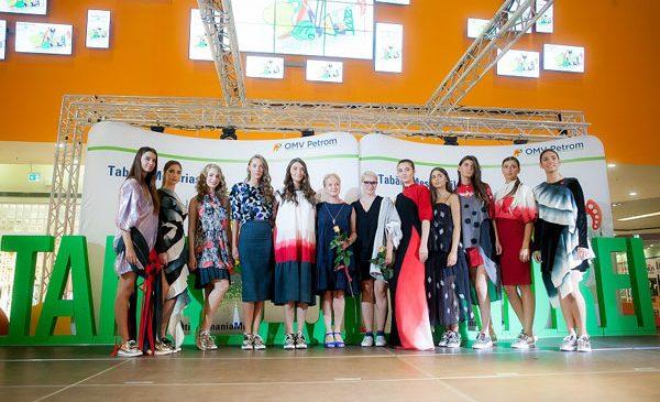 Articole vestimentare donate de celebrități transformate de elevii din Tabăra Meseriașilor din Țara lui Andrei
