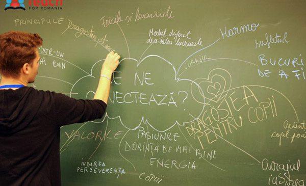 Lidl, împreună cu clienții săi, donează 250.000 de euro către programul național Teach for Romania