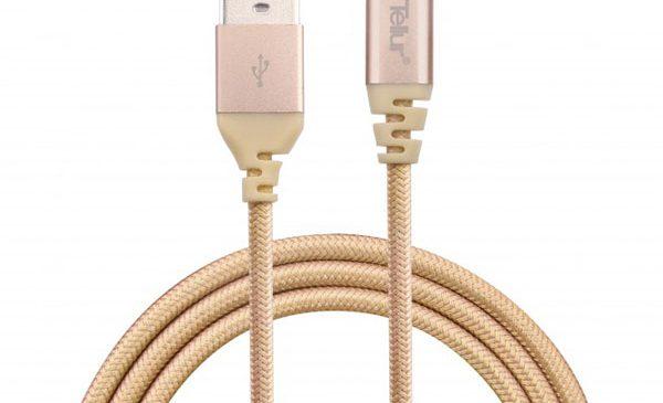 Noutățile toamnei de la Tellur: cablurile de date cu Kevlar, din piele naturală, magnetice și 3 în 1
