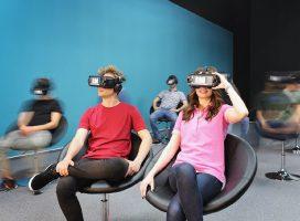 Kevin Young vorbește despre vătămarea psihologică din închisori, la THE VR CINEMA din Veranda Mall