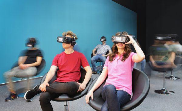 Românii pot experimenta gratuit realitatea virtuală cu ocazia sărbătorii naționale, la THE VR CINEMA din Veranda Mall