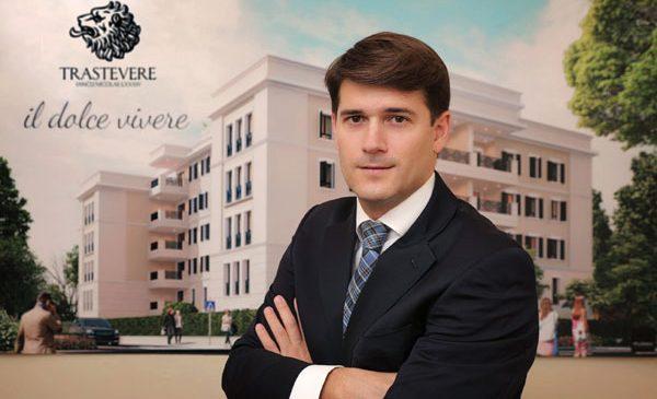 Mantor a obținut autorizația de construcție pentru complexul rezidențial Trastevere