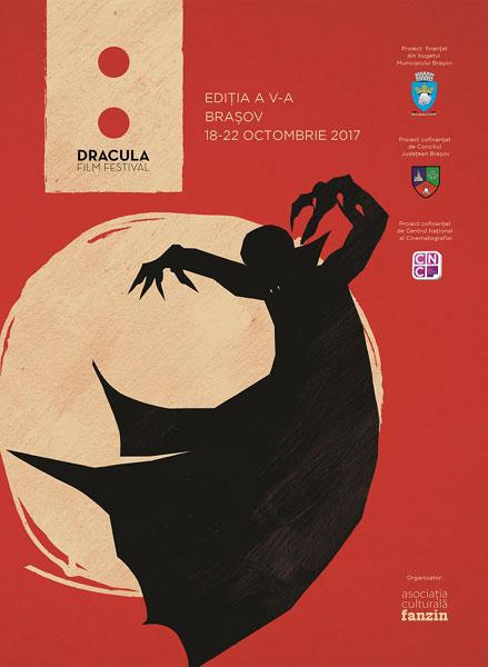 afis Dracula Film Festival
