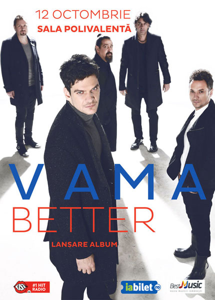 afis VAMA, Better, 12 octombrie